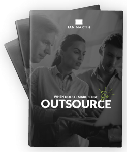 When Does it Make Sense to Outsource