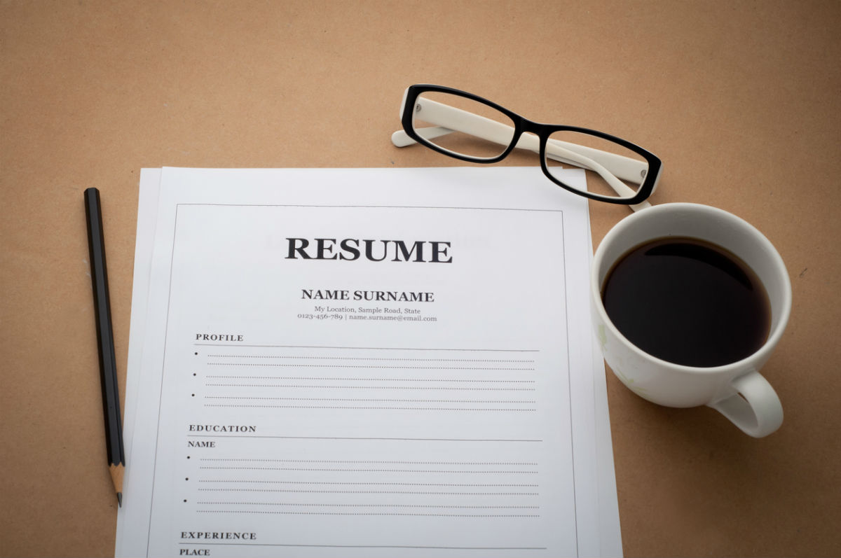 resume tips to secure yourself an interview